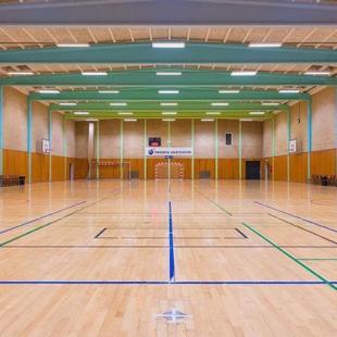 Idrtshallerne er klar til en ny sson i selskab med vores fantastiske gster