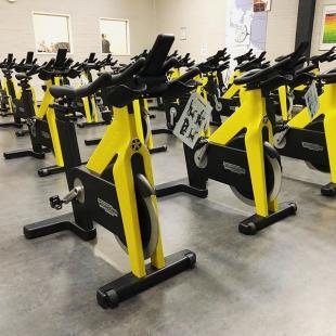 Nye cykler fra technogym