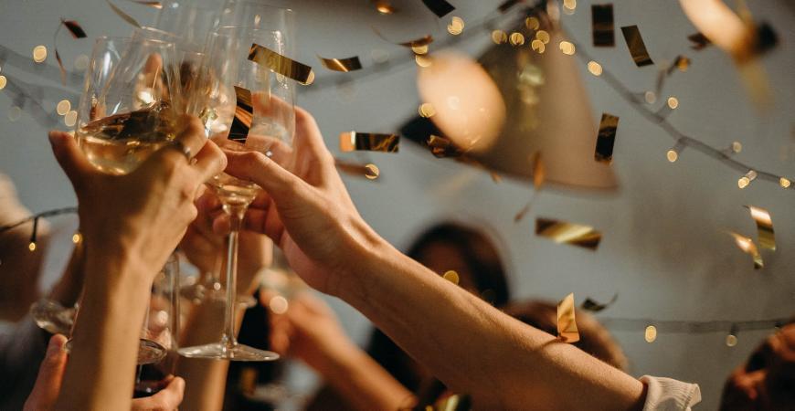 Hold din næste fest i Fredericia Idrætscenter