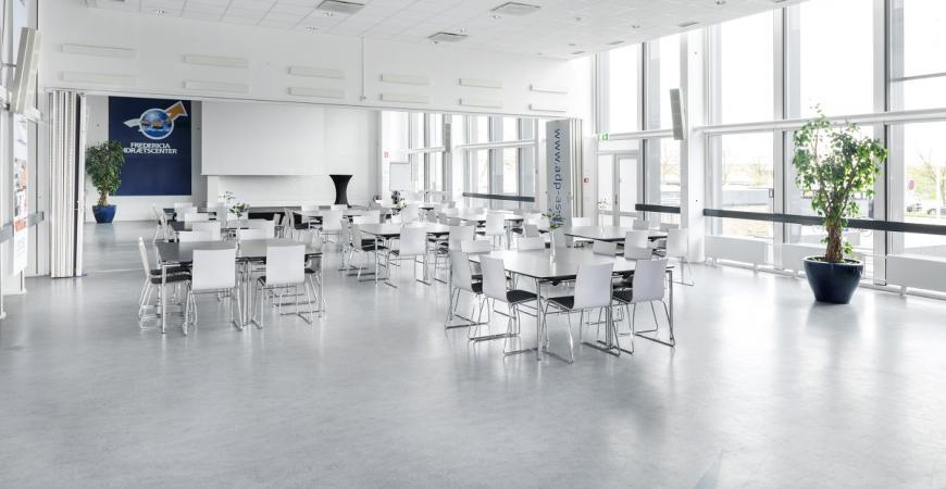 FIC Lounge i Fredericia Idrætscenter