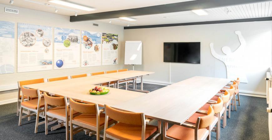 Mødelokale 2 i Fredericia Idrætscenter