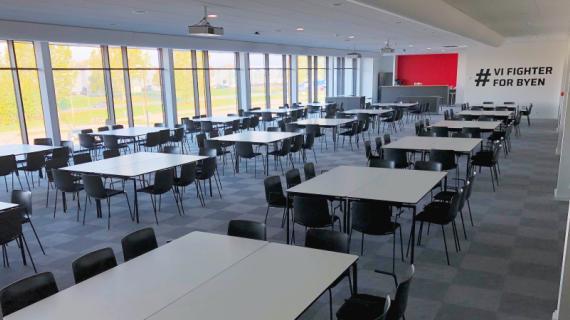 ADP Lounge i Fredericia Idrætscenter