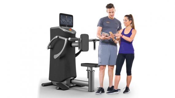 eGym fitnessmaskiner i ficness Fredericia