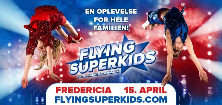 Flying Superkids, Fredericia Idrætscenter